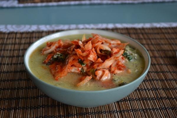 kimchi-bonebroth